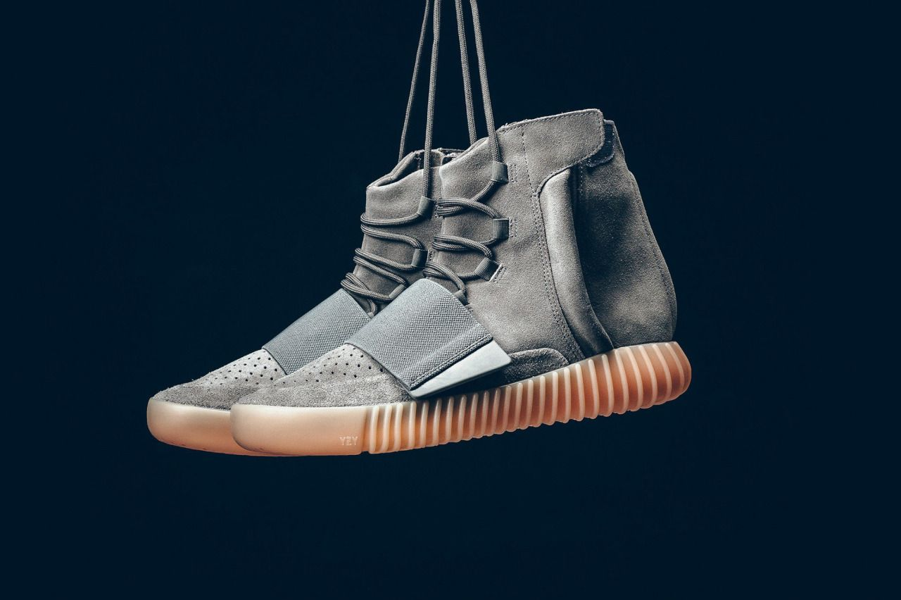 Yeezy Boost 750 GreyGum via HYPEBEAST