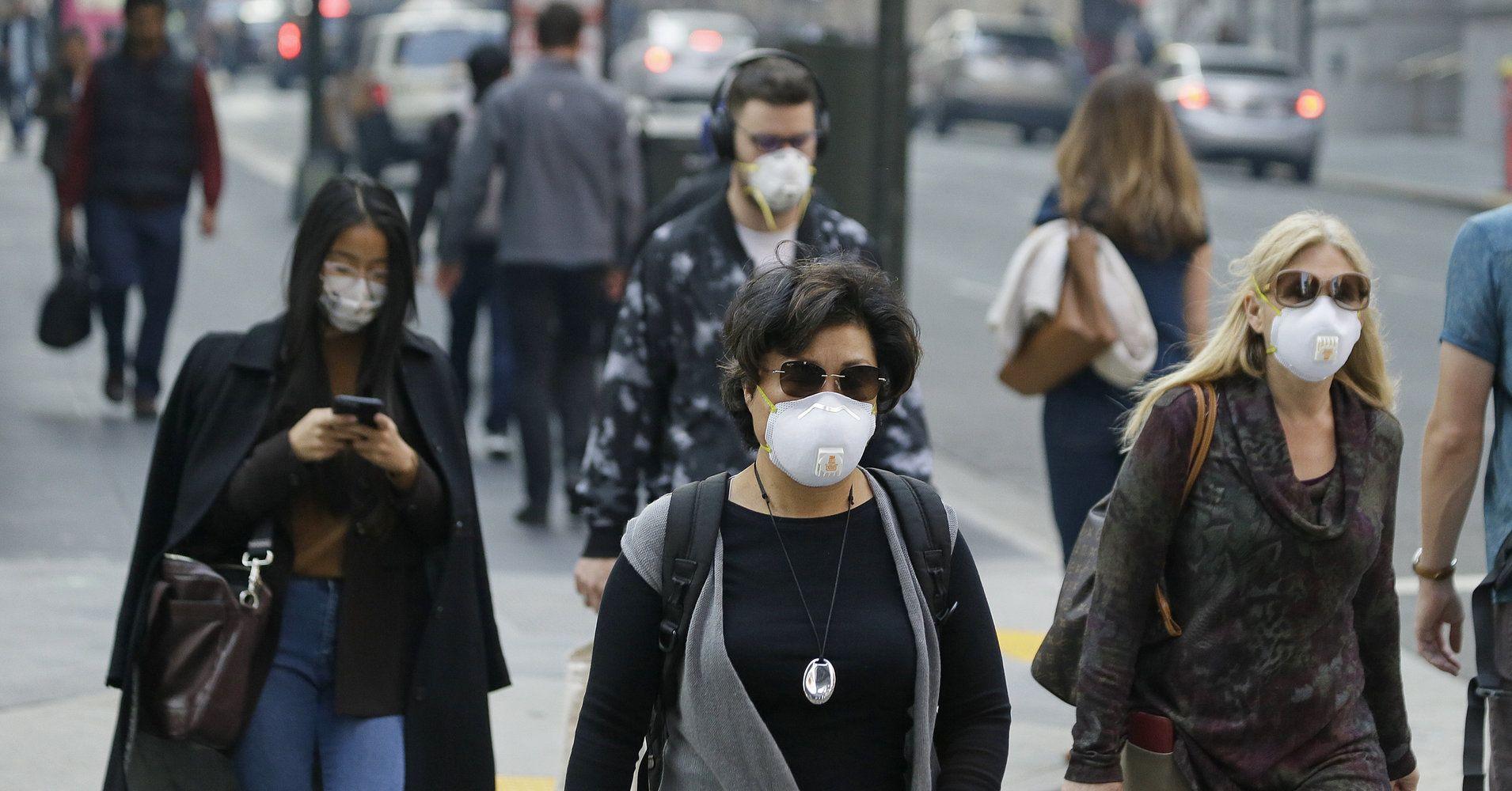 California Wildfires Are A Bigger Public Health Nightmare