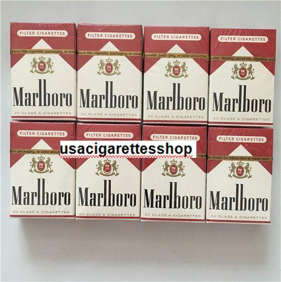 Cigarettes Marlboro shop Wellington