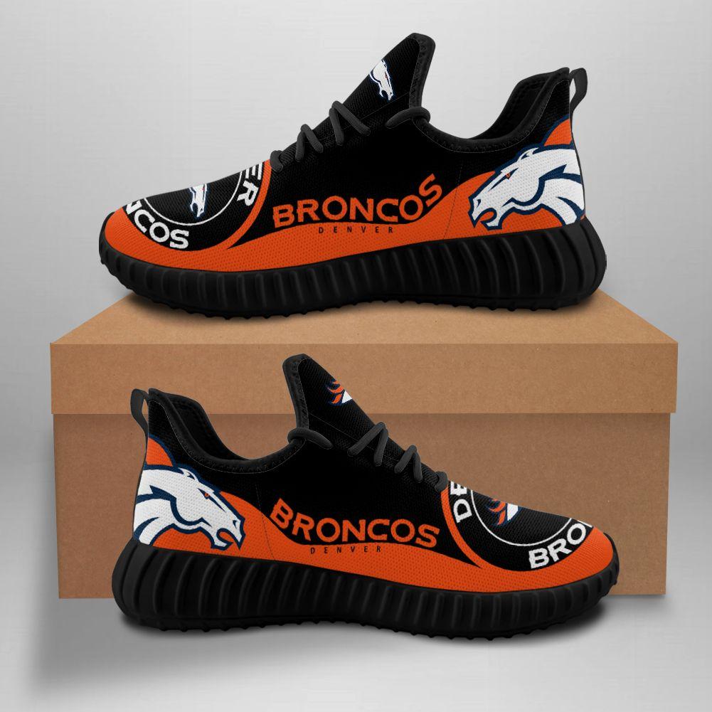 denver broncos custom shoes