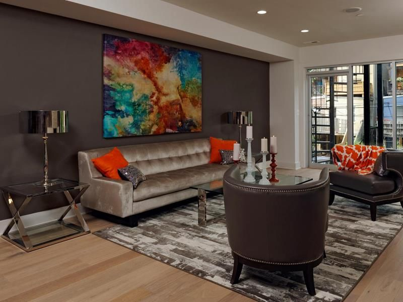 24 Living Room Designs With Accent Walls   Page 2 Of 5 | Living Rooms, Room  And Walls