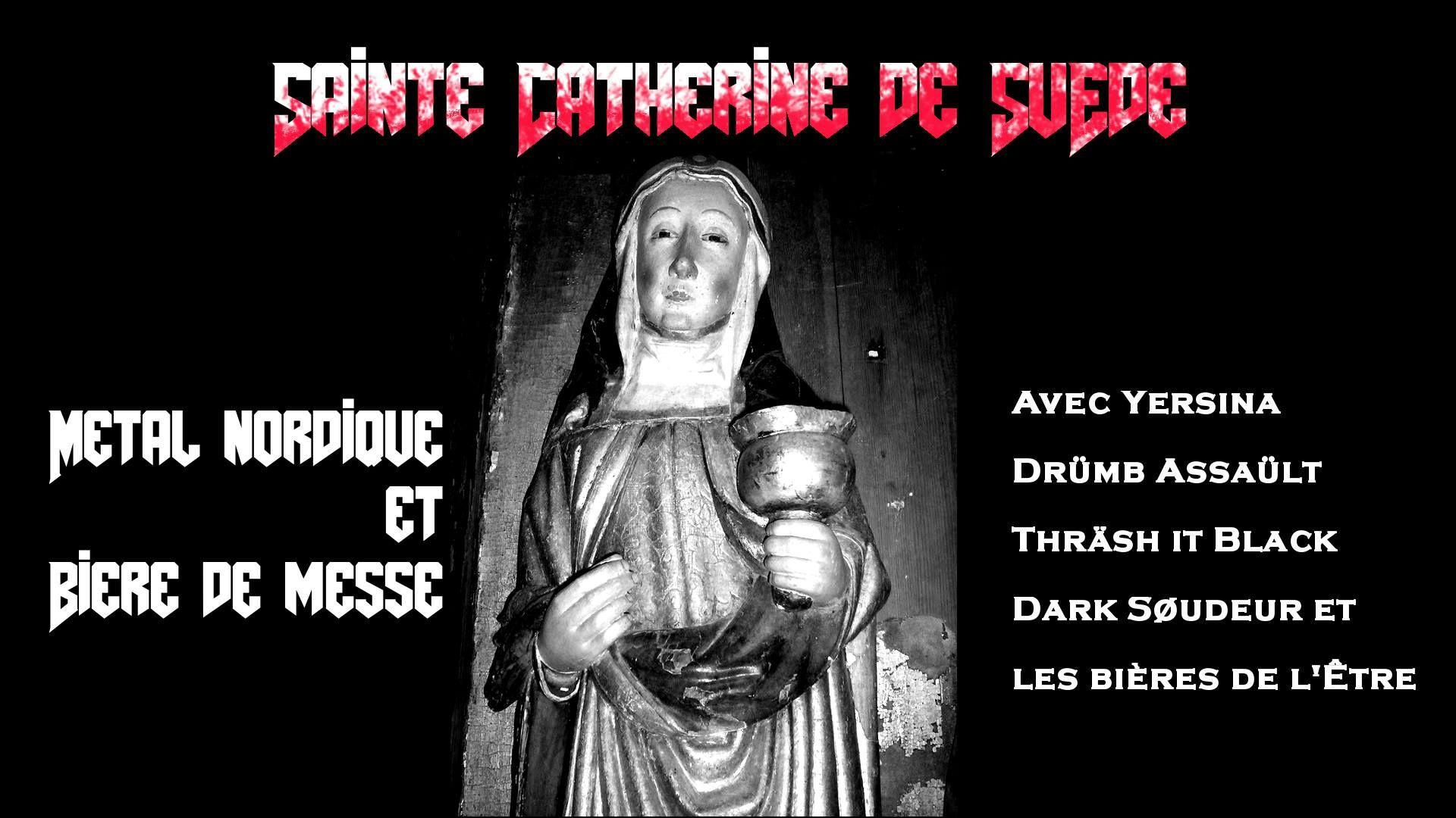 Paris Food & Drink Events: Sainte Catherine de Suède