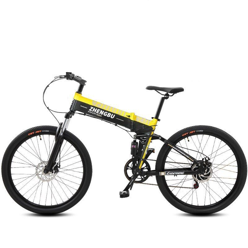 26inch Electric Mountian Bicycle Free Charging Electric Assist Bicycle 24v240w Self Charging Ebike Max Range 10000 Electric Assist Bicycle Bicycle Bicycle Gear