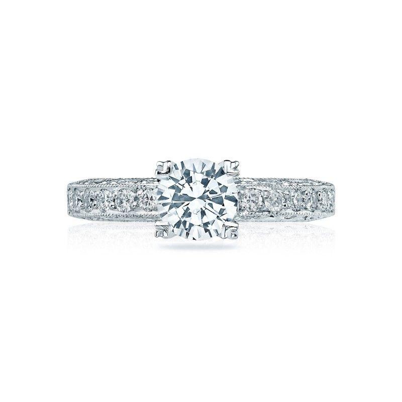 Chicago Bridal Marshall Pierce Company Tacori Engagement Ring
