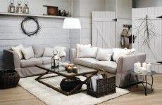 Deco Salon Beige Gris Blanc Deco Salon Blanc Salon Beige