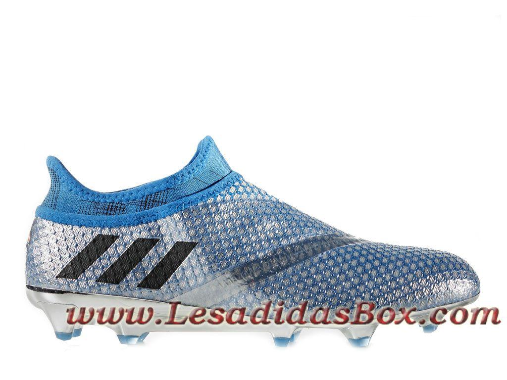 Mens Football Adidas Messi 16 Pureagility FgAg Shoes S76487 Free Shipping