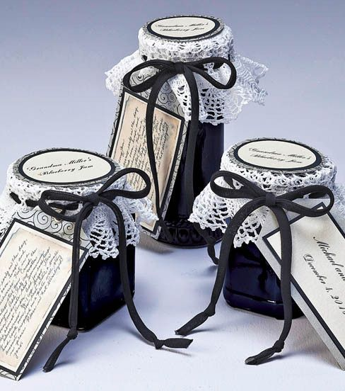 Continue favorite family heirloom recipes by gifting to new brides or at Family Reunions.