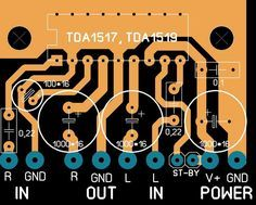 Pin de pankaj em electronic Placa de circuito impressa
