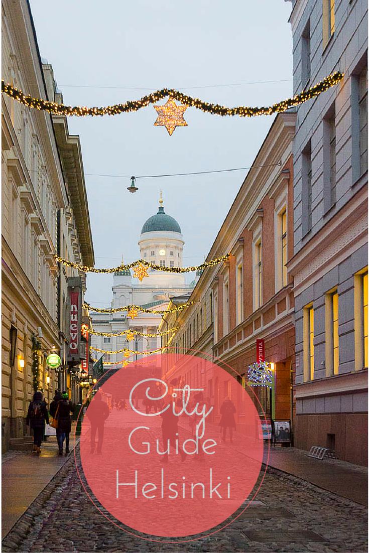 2 Tage City Guide für Helsinki, Finnland