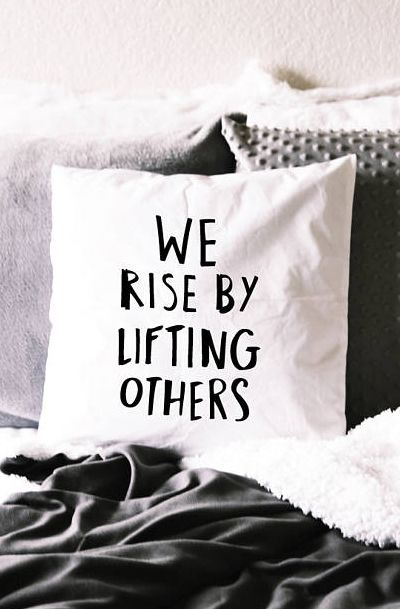 Pillow Cover Pillows With Quote Decorative Pillows Beauteous Decorative Pillows With Quotes