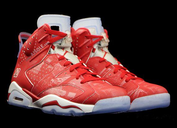 on sale f4388 851e5 slam dunk jordan 6 retros 4 The Anime Inspired Air Jordan 6 Slam Dunk