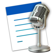 AudioNote 2 on the Mac App Store Voice recorder, Mac app