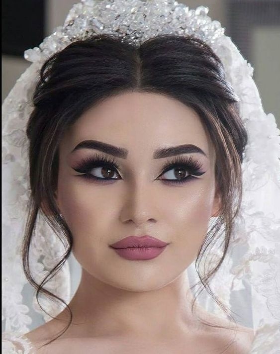 Bride Makeup Based On Your Eye Color – The World Of Lingerie