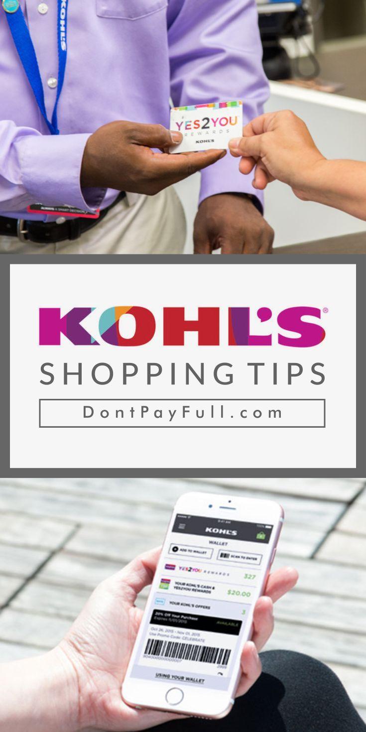 Money Saving Secrets You Need To Know Before Shopping At Kohl S Saving Money Best Money Saving Tips Money Saving Tips