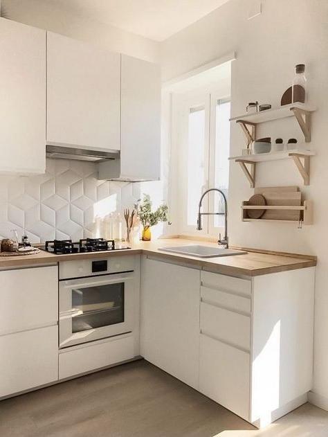 Cuisine Decoration Idees En 2020 Cuisine Appartement Cuisine