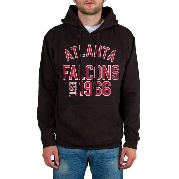 f7c6e6e6 Atlanta Falcons End Around Pullover Hoodie - Black - $49.99 ...