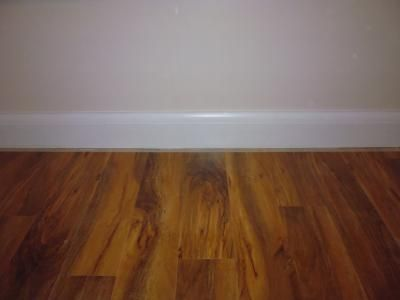 User Submitted Photo B Amp G High Gloss Walnut Flooring