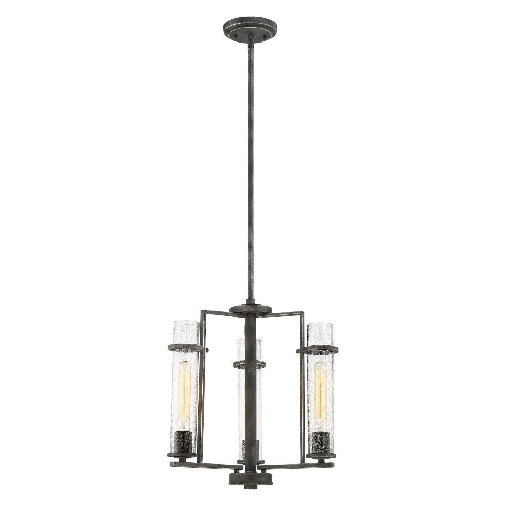 Ceiling Lights Chandelier Iron Black Aurora Lighting
