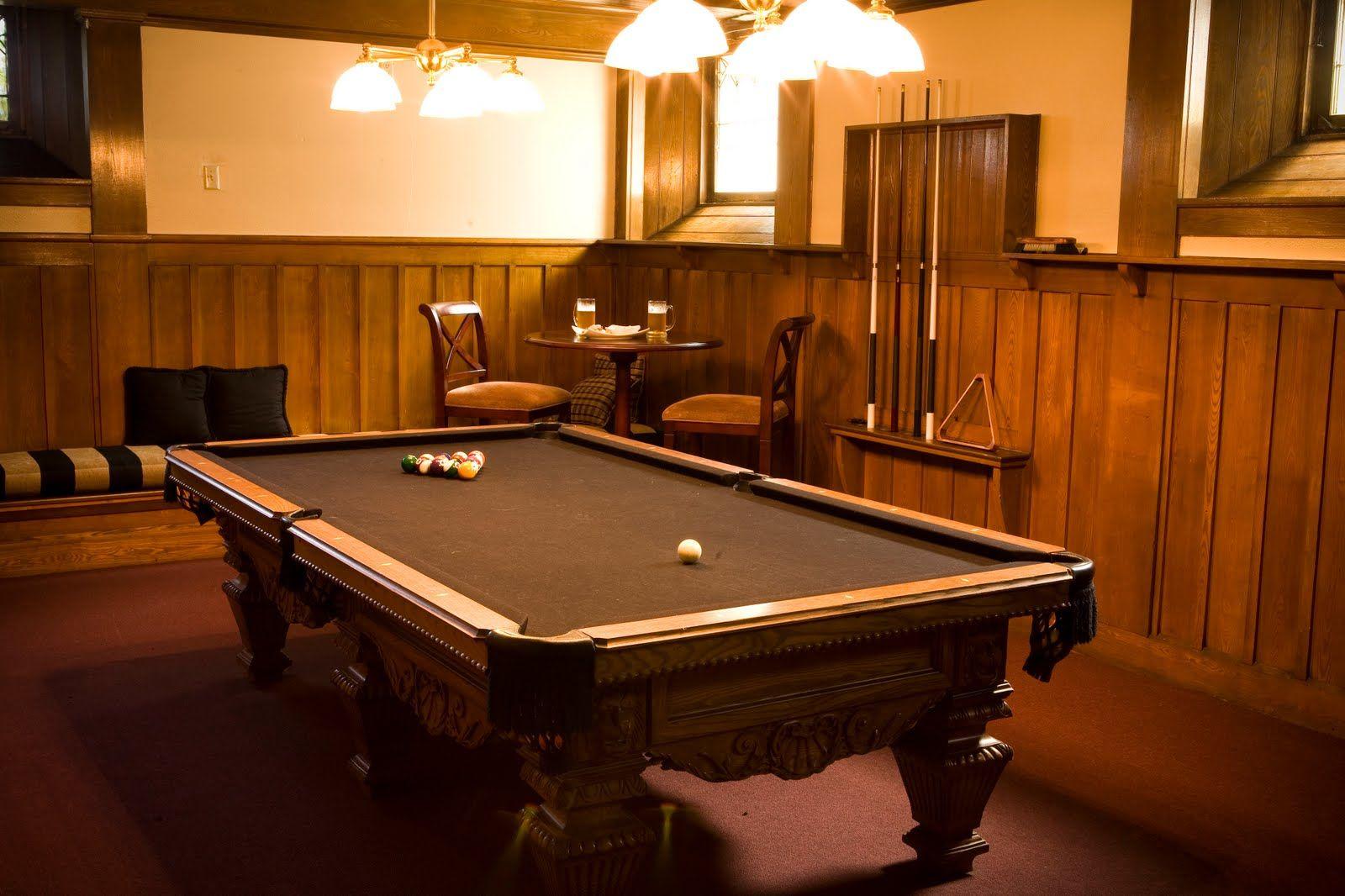 Billiard Room Pool Table Room Pool Table Billiard Room