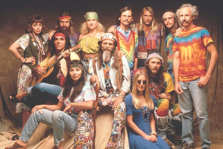 Resultado de imagen de hippies