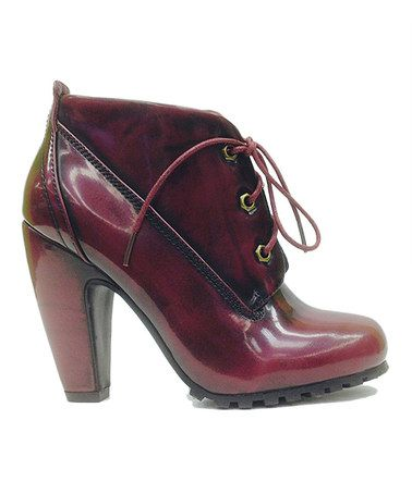 Another great find on #zulily! Burberry Dual Closure Mozza Bootie #zulilyfinds