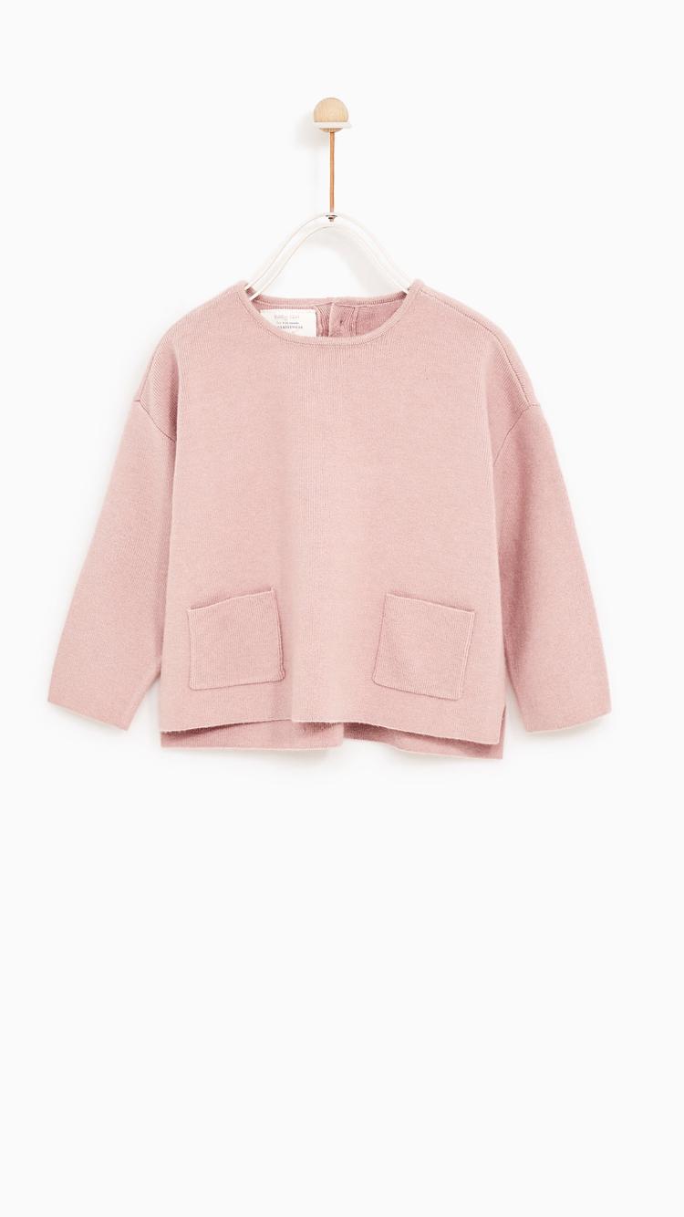 ~ZARA~ | Baby girl sweaters