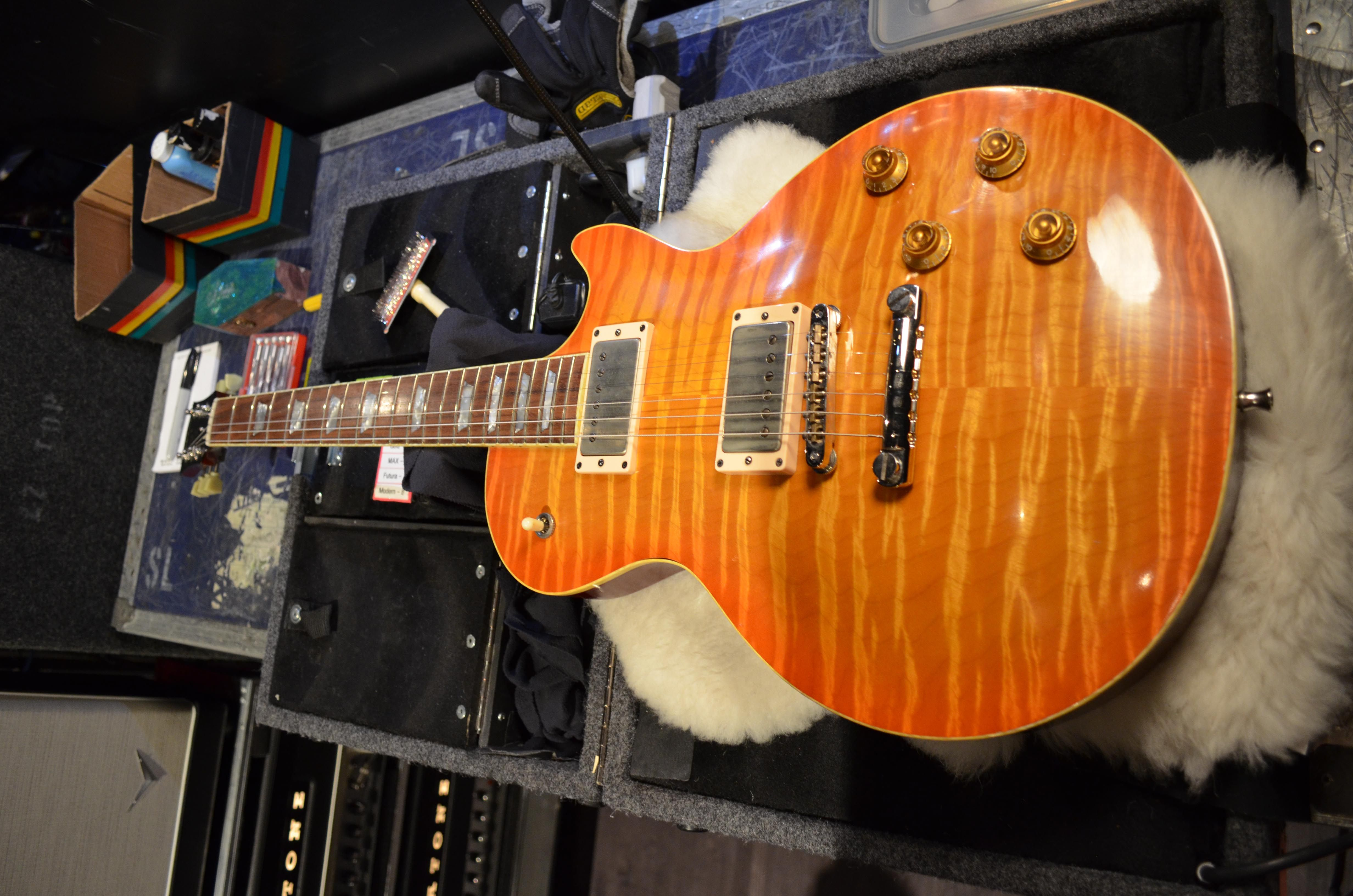The Guitars of Billy Gibbons