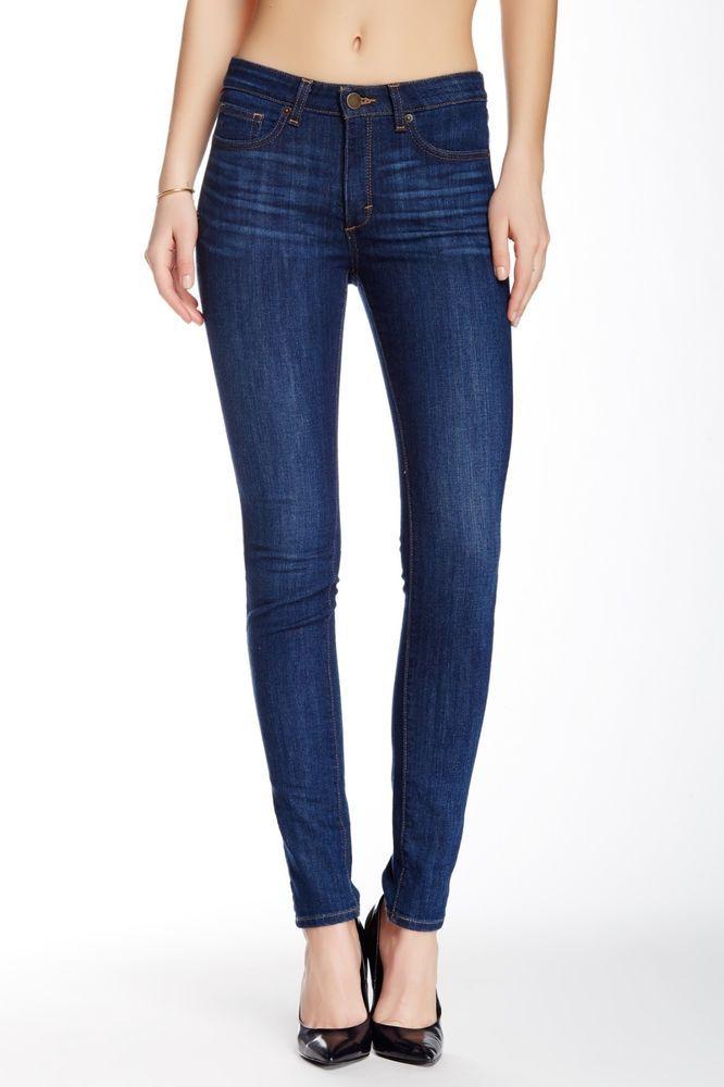 Mid-Rise Regular Dark 29 in. 32 Jeans for Women   eBay