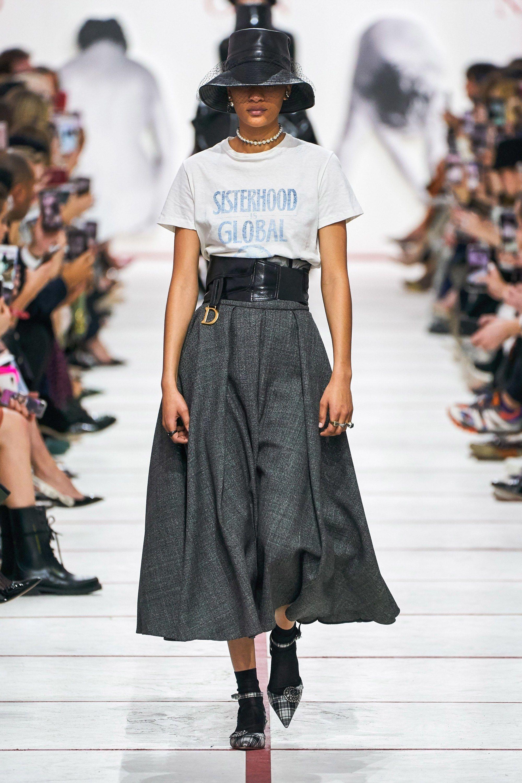 Prêt-à-porter di Christian Dior Herbst / Inverno 2019-2020 – Sfilate di moda | Vogue Germania