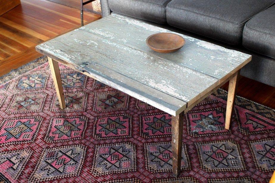 Painted Coffee Table Sticks Bricks Find Design