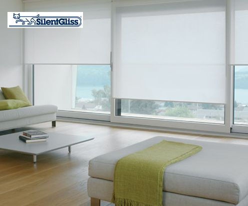 Roller Blinds for Easy Use Salas Pinterest Persianas, Cortinas
