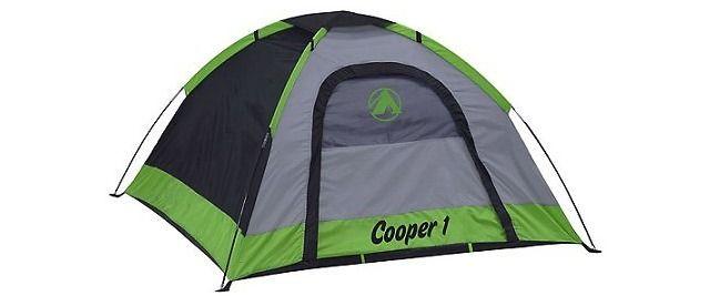 GigaTent Cooper 1 5' x 5' Dome Tent $18.99 (walmart.com)