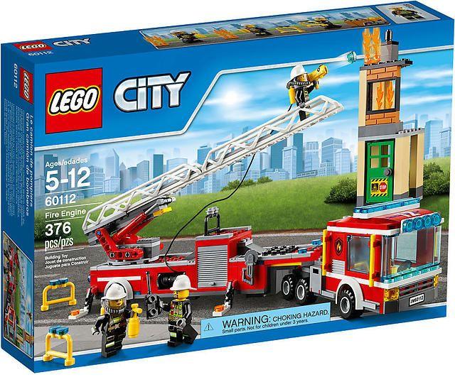 Lego City Fire Engine 39 99 Toysrus Com Hot Deals Of The Day