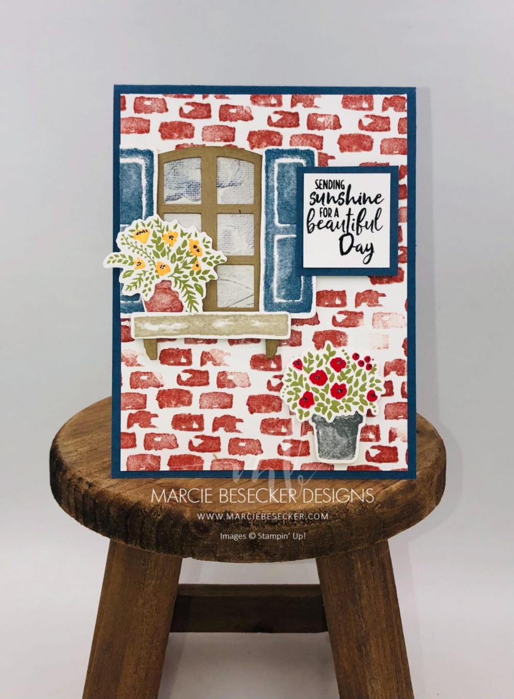 Welcoming Window 2021 Mini Catalog - Marcie Beseck