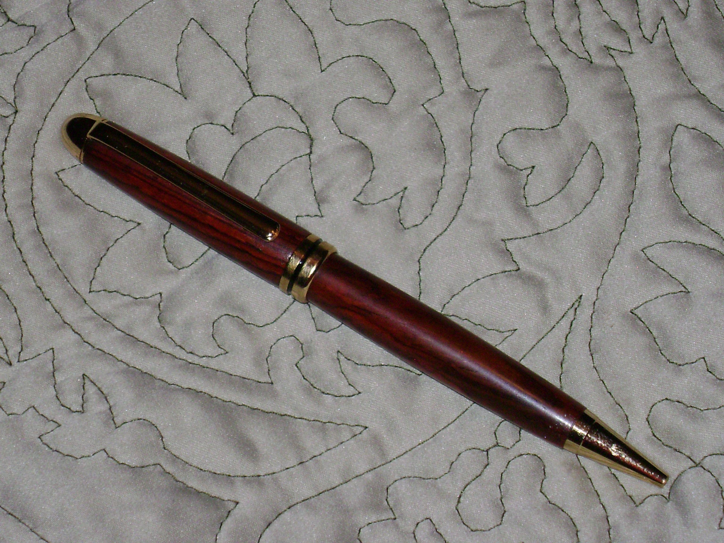 Cocobolo 20 handmade pens pen handmade