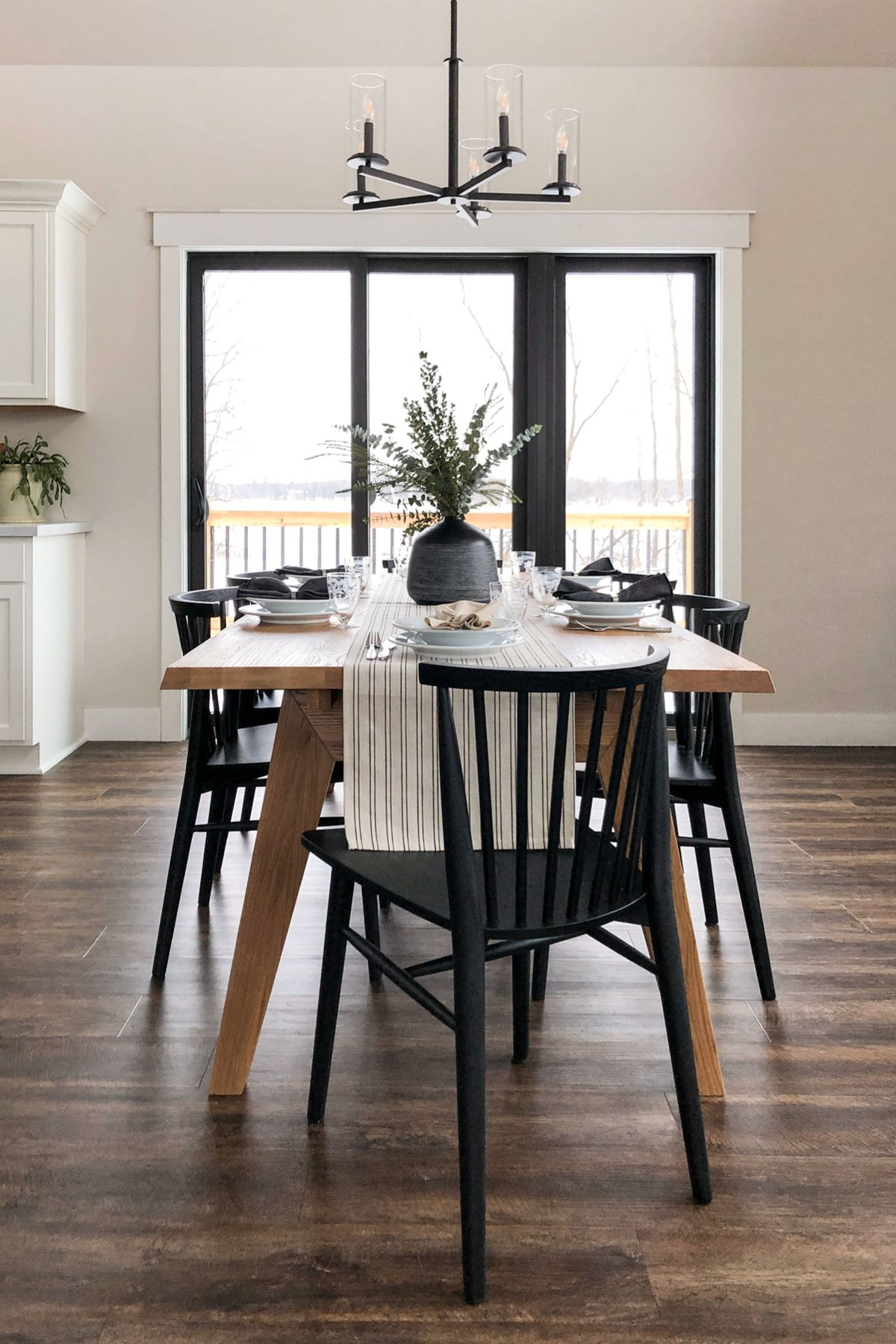 Rus Black Dining Chair In 2020 Dinning Room Design Dining Room Small Scandinavian Dining Room