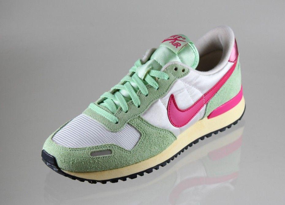 Nike Air Vortex Vintage V-Series (pistazie weiss pink)