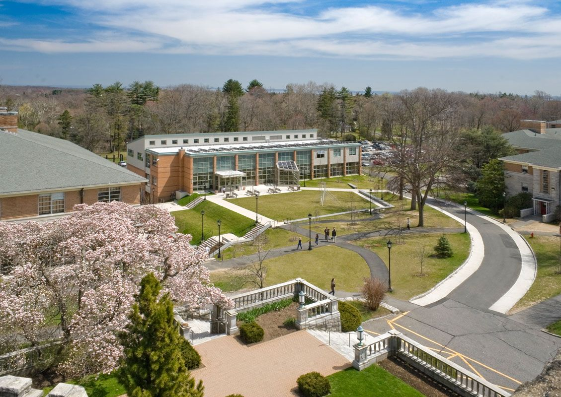 Manhattanville College House Styles Mansions College