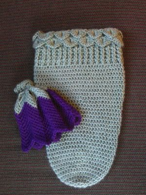 Tiny Pushes: Tulip Hat and Cocoon   Bag   Pinterest