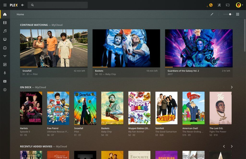 Plex Launches a New Desktop App with Download Feature for