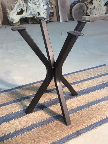 Ohiowoodlands End Table Base Steel Accent Table Legs Accent
