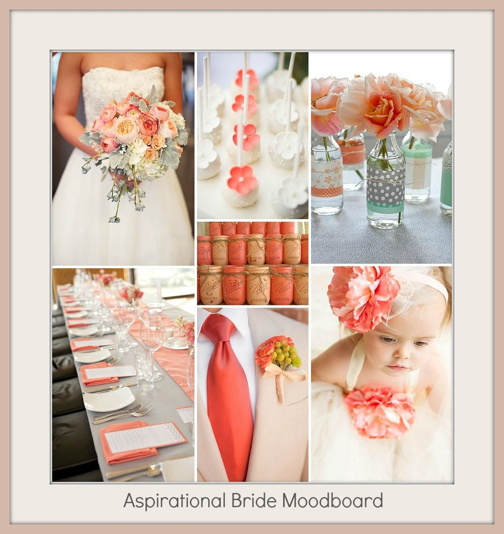 Coral Wedding Theme Ideas Topsimages