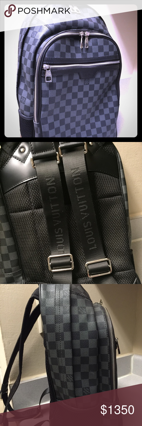 6a499d5a0b7d Luis Vuitton MICHAEL Back Pack Great condition. Only flaw is normal wearing  on the zippers like most LV backpacks. Doesn t come with box.