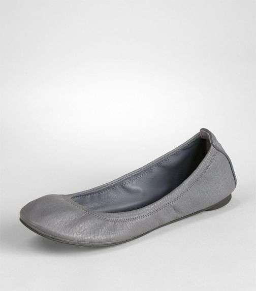 0a9c8387f879c9 Tory Burch Eddie Ballet Flat--in my favorite color for Fall (even more  comfortable than the Revas)