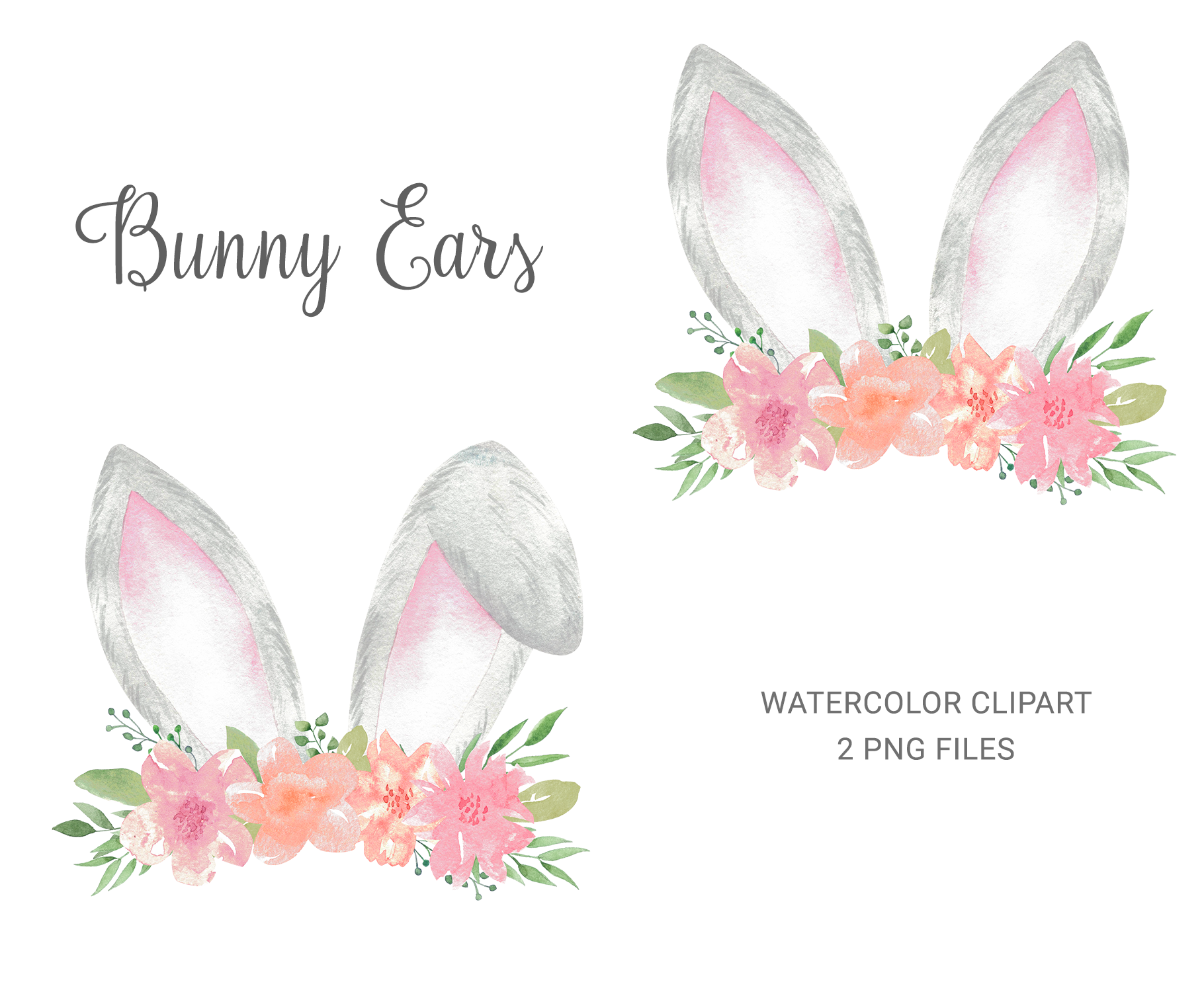 45+ Bunny ears clipart png info