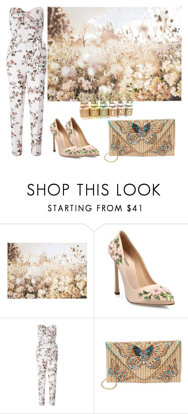 """Untitled #758"" by capm ❤ liked on Polyvore featuring Graham & Brown, Giambattista Valli and Miss Selfridge"