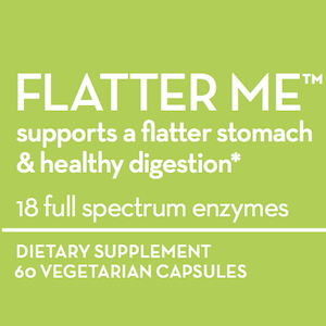 Flatter Me  -Flatter Stomach -Improved Digestion  -60 Micro Pills, suitable for vegetarians $25.00