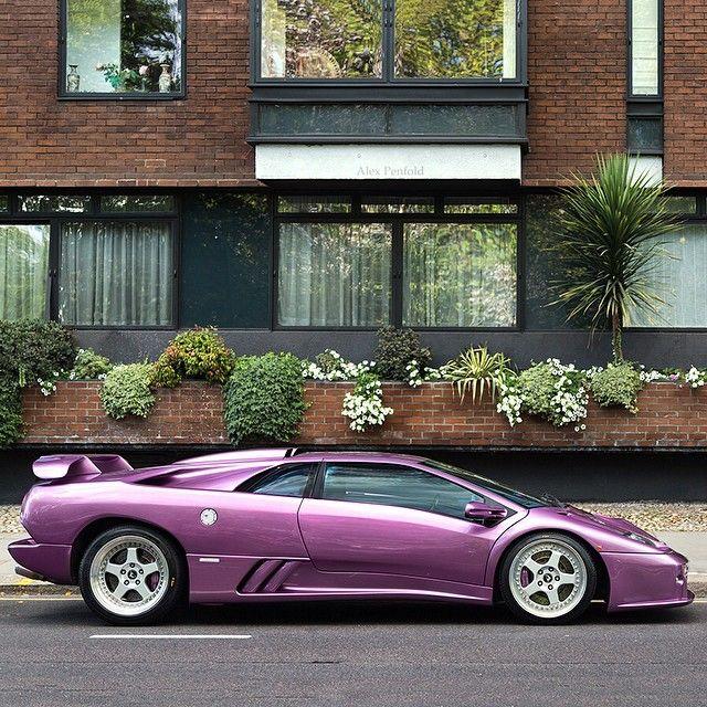 Lamborghini Diablo Se30 Car Lamborghini Lamborghini Diablo