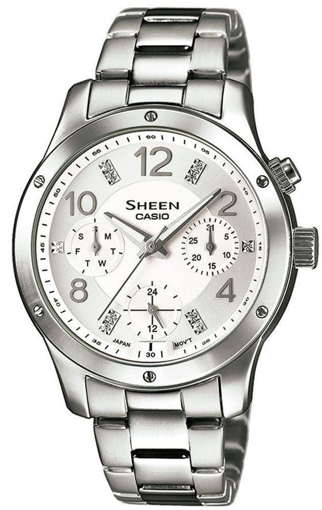 e355fdece23c Reloj Casio Sheen mujer SHE-3807D-7AUER