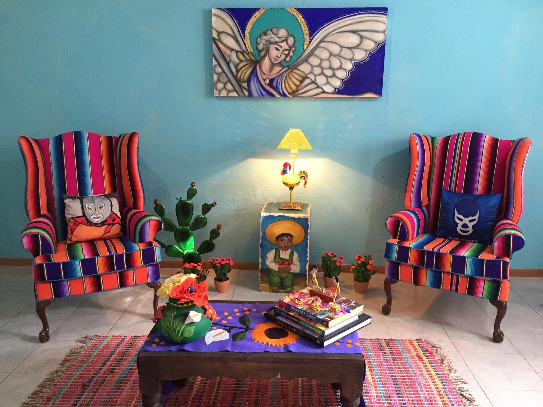 Resultado de imagen para corazones en laton mexicanos for Decoracion colonial mexicana